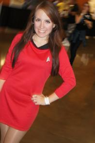 Star Trek Red Dress