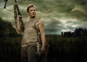 Norman Reedus, aka Daryl Dixon of The Walking Dead, will be a guest at Texas Frightmare Weekend.