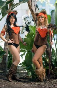 Ewoks with Krystle Starr