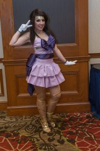 Sailor Megara (Sailor Moon, Disney's Hercules crossover)